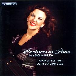 タスミン・リトル CD ストラディヴァリとグァダニーニ使用
