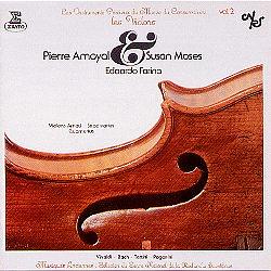 ヴァイオリンの歴史的名器 CDジャケット