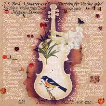 イタリア新作ヴァイオリンでレコーディング 島根恵