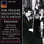 若き日のサルヴァトーレ・アッカルド CD