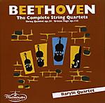 バリリSQのベートーヴェン弦楽四重奏曲全集