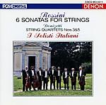 ロッシーニ:弦楽のためのソナタ 全集 CD