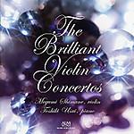 華麗なるピアノ伴奏によるヴァイオリン協奏曲集