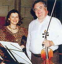 ヴァイオリン奏者 ジェラール・ジャリ