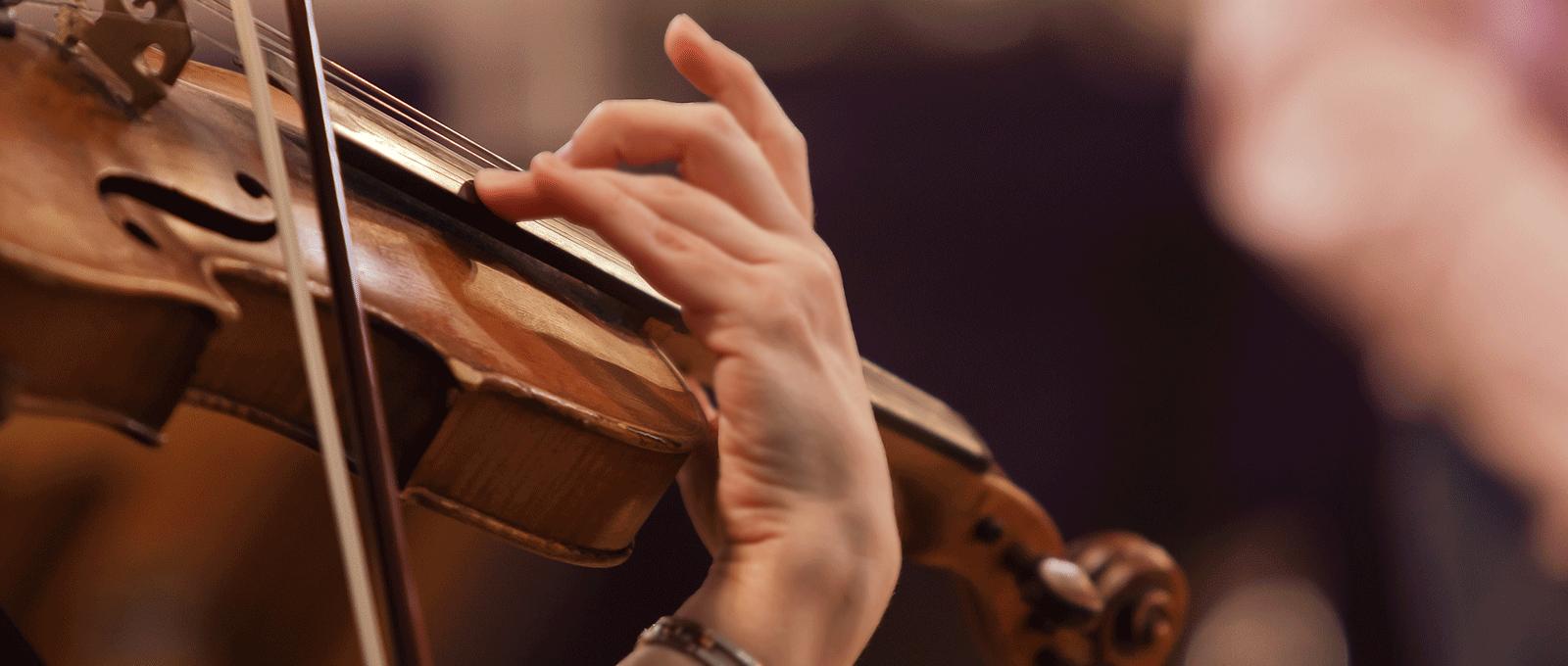 ヴァイオリン画像