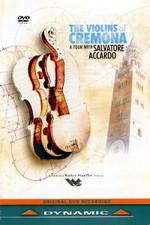 DVD:クレモナのヴァイオリン~アッカルドとの旅