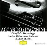 パガニーニ ヴァイオリン曲全集 サルヴァトーレ・アッカルド